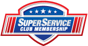 Super Service Club Membership